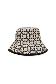 Patterned hat