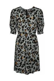 Cathy V-neck dress