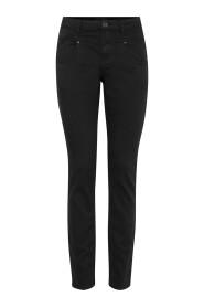 Carmen jeans met hoge taille