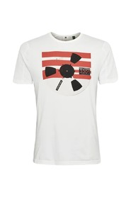Record Reel GR Slim T-Shirt