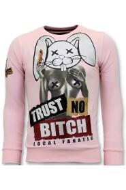 Exclusieve Sweater Trust No Bitch