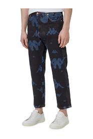 All Over Print Jeans