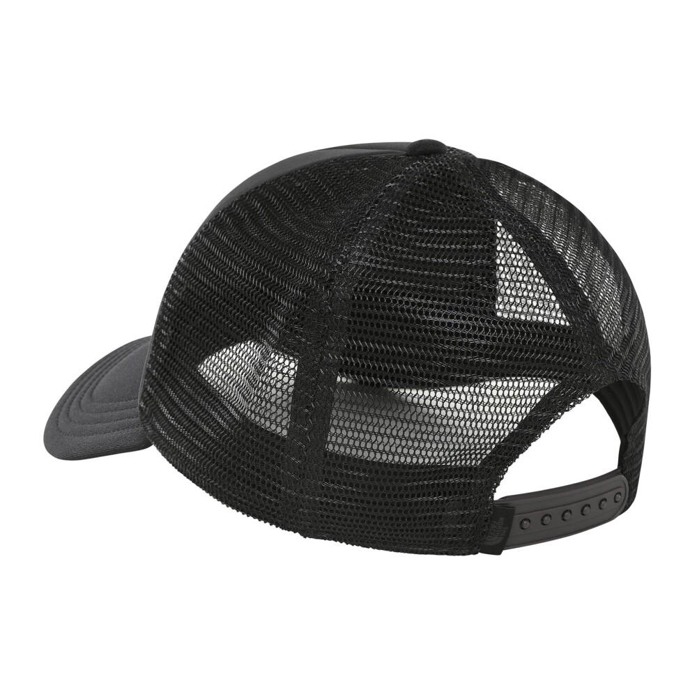 Black TRUCKER HAT WITH TNF LOGO | The North Face | Mössor | Nyaste Herrtillbehör NMDYn