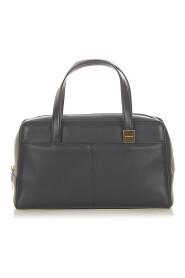 Læder håndtaske