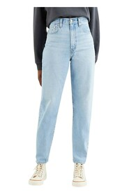 17847 0008 HIGH LOW TAPER JEANS