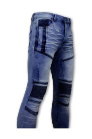 Stoere Biker Jeans 3057