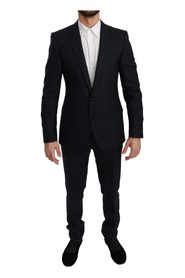 Slim Fit 2 Piece Wool MARTINI Suit
