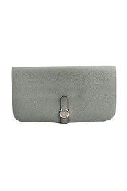 Clemence Dogon Long Wallet