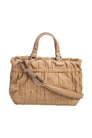 Pre-owned  Quilted Cannage Leather Delices Gaufre Tote