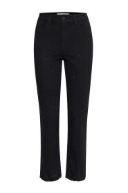 Glam raven jeans straight