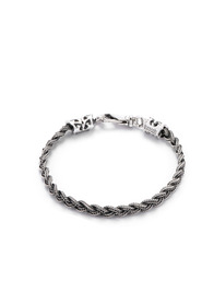 Tiny Braided Bracelet