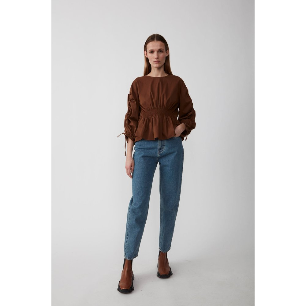 Just Female Brown blouse Just Female