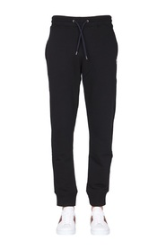 JOGGING PANTS WITH ZEBRA PATCH
