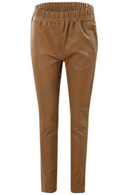 leather Chinos