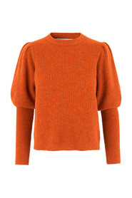 Rhonda Sweater 11855 Burnt