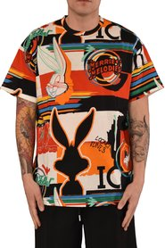 T-SHIRT CON STAMPA MERRIE MELODIES