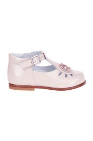 Roze Schoentje Lakleder