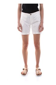 40WEFT MAYA 4195 SHORTS AND BERMUDAS Women White