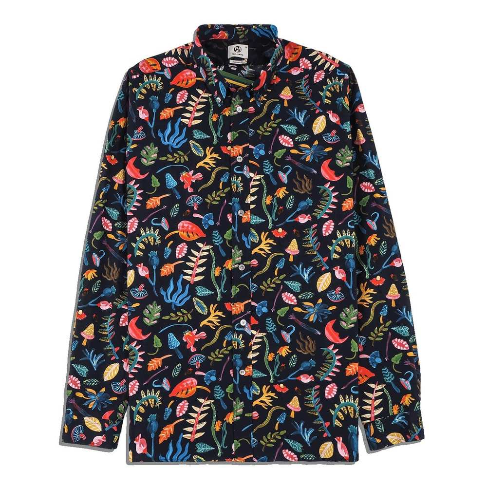 PS By Paul Smith Herre Shirt Hale LSLV BD