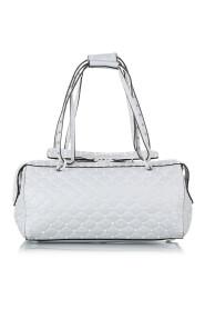 Free Rockstud Spike Leather Handbag