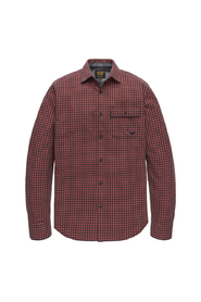 OVERHEMD- FLANNEL CHECK GEORGE
