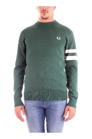 FRED PERRY K7505 JERSEY Men GREEN