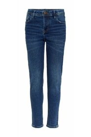 Jeans Superzachte slim fit cropped