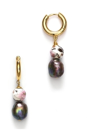 Earrings Heloise Pearl