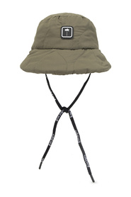 Palm Logo Bucket Hat