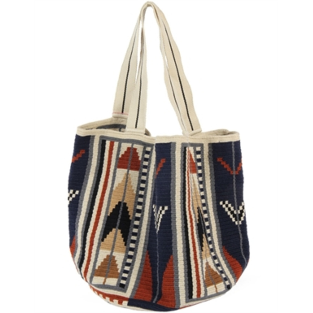 Wayuu Beach Bag Pat