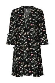 Simply Easy 3/4 Short Dress