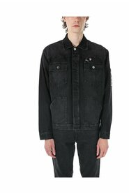 Patched Workwear Jacket