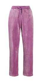 Chenille band pants