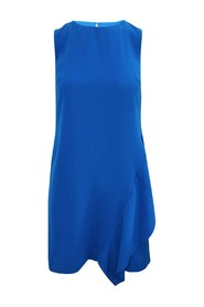 Dress With Ruffle -Pre Owned Condition Very Good
