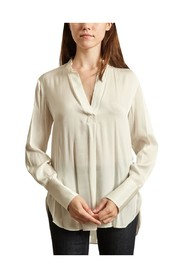 Mabillon silk blouse