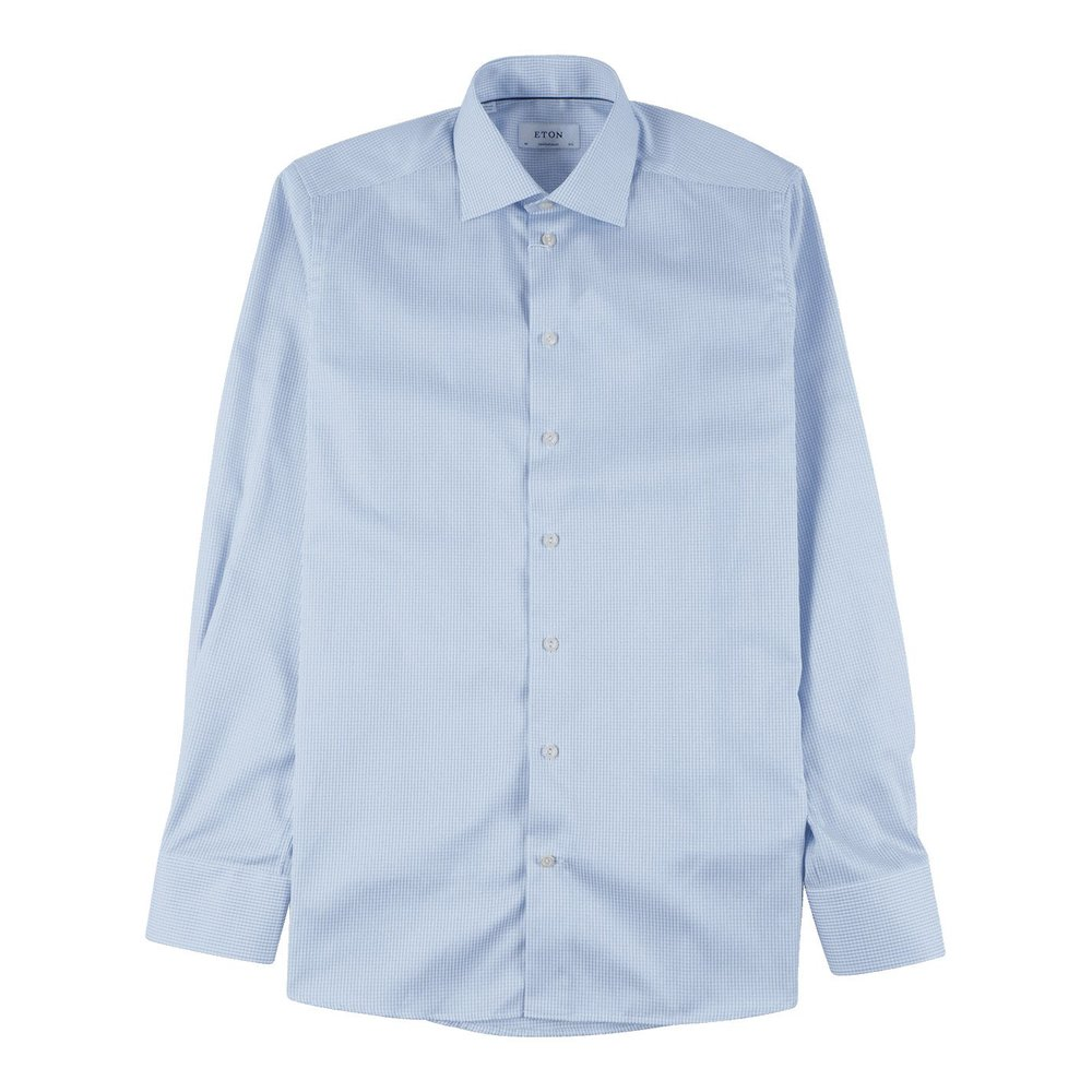 Check Twill Shirt Contemporary