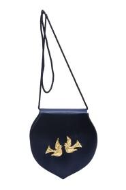 Pre-owned Bird Flap Crossbody Bag