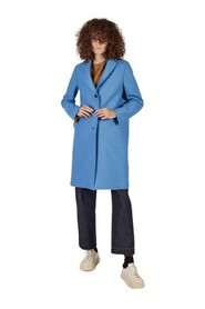 Wool coat 3 buttons