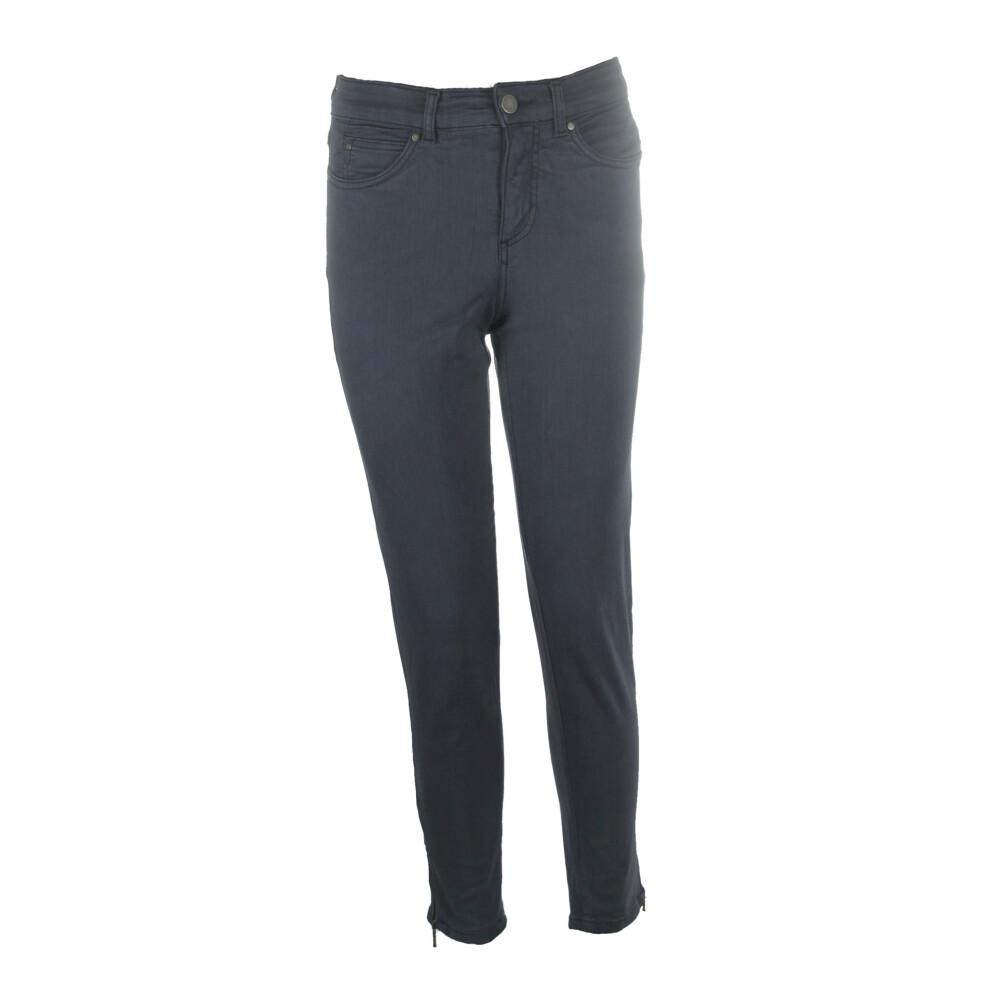 gray CRO MAGIC FIT ZIP | C.Ro | Slim fit bukser | Miinto.no