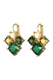 Mara Emerald Earrings