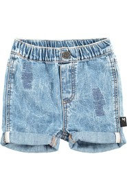 Baby denim shorts