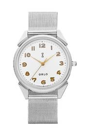 Orlo Ossel - Steel White Mesh - 36 mm