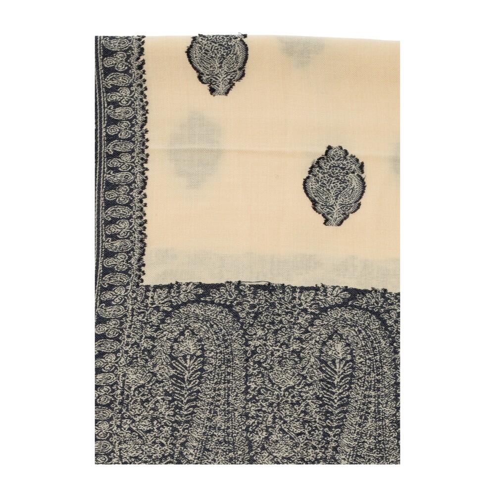 beige Jacquard scarf | Etro | Sjaals | Heren accessoires