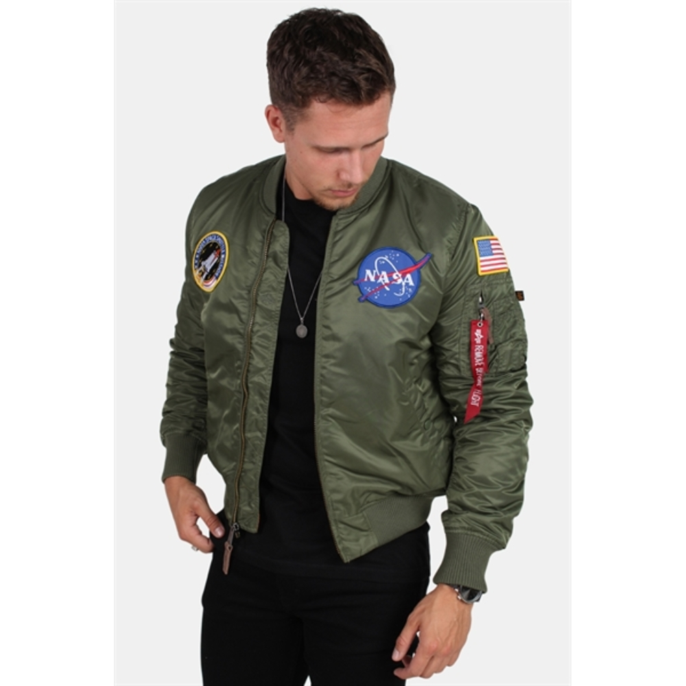 MA-1 FF NASA Bomber Jacket