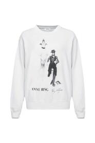 Ramona David Bowie sweatshirt