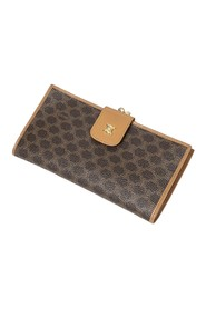 Multifunction Long Wallet with Frame