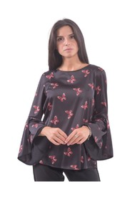 Blouse With Pattern - F220WT1021W096G6