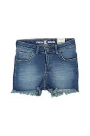 Crush Denim Blauwe short Daisy