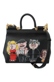 Year of the Pig Purse SICILY Bag