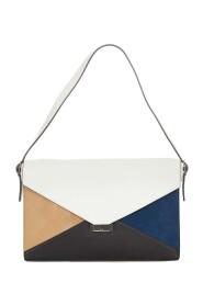 Käytetty Diamond Leather Shoulder Bag
